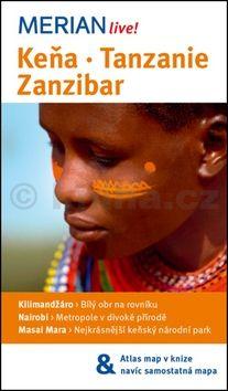 Marc Engelhardt: Keňa, Tanzanie, Zanzibar cena od 200 Kč