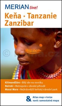 Marc Engelhardt: Merian 97 - Keňa, Tanzanie, Zanzibar cena od 169 Kč