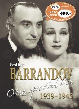 Pavel Jiras: Barrandov III cena od 560 Kč