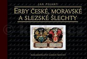 Jan Pelant: Erby české, moravské a slezské šlechty cena od 666 Kč