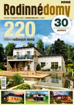Kolektiv: Projekty Rodinných domů 2013 / 2 ( Podzim / Zima ) cena od 61 Kč