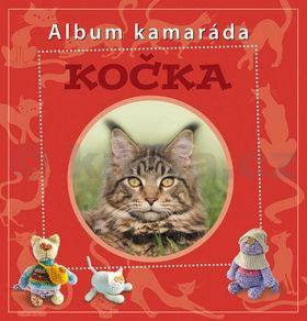 Album kamaráda Kočka cena od 65 Kč