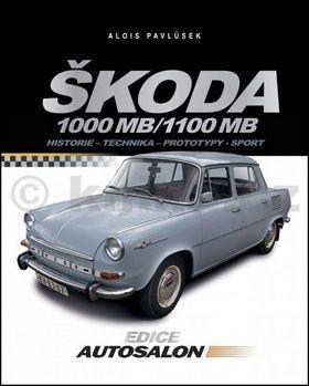 Alois Pavlůsek: Škoda 1000 MB / 1100 MB cena od 222 Kč