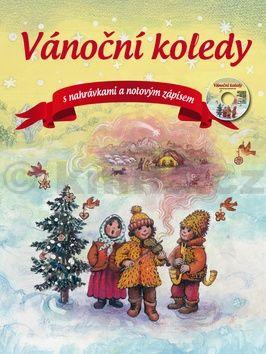 Bohumil Polívka: Vánoční koledy s nahrávkami a notovým zápisem cena od 110 Kč