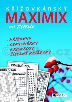 Kolektiv: Křížovkářský maximix na zimu cena od 89 Kč