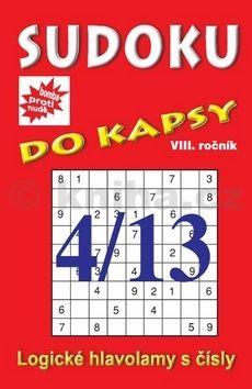 Sudoku do kapsy 4/13 cena od 20 Kč