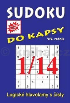 Sudoku do kapsy 1/2014 cena od 58 Kč