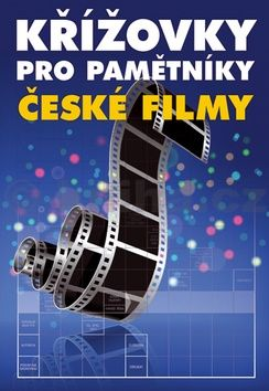 Křížovky pro pamětníky České filmy cena od 83 Kč