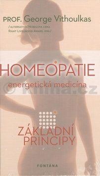 George Vithoulkas: Homeopatie - Energetická medicína cena od 173 Kč