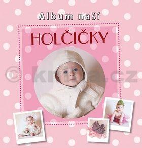 Album naší holčičky cena od 99 Kč