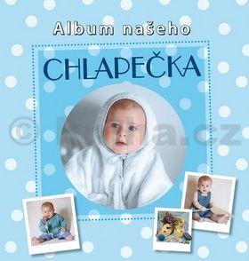 Album našeho chlapečka cena od 214 Kč