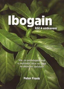 Peter Frank: Ibogain cena od 76 Kč