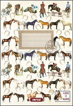 Notýsek Lidé a koně cena od 36 Kč