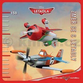 Walt Disney: Letadla - Změř se s Letadly cena od 0 Kč