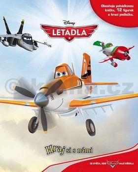 Walt Disney: Letadla - Hraj si s námi cena od 73 Kč