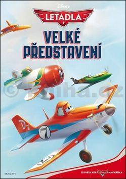 Walt Disney: Letadla - Velké představení cena od 21 Kč