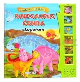 Dinosaurus Čenda stopařem cena od 79 Kč