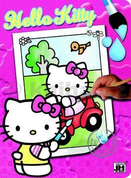 Hello Kitty 2 - omalovánka cena od 37 Kč