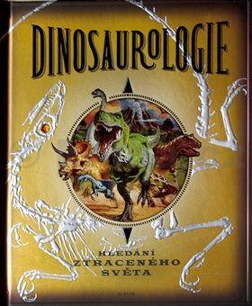 Dinosaurologie cena od 160 Kč
