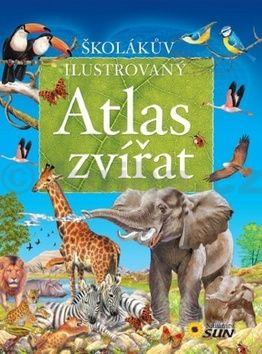 Francisco Arredondo: Školákův Ilustrovaný atlas zvířat cena od 199 Kč