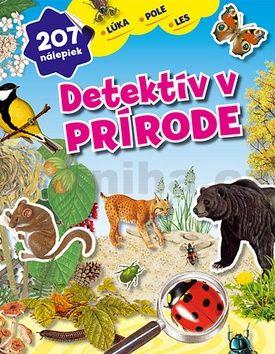 Detektív v prírode - 207 nálepiek cena od 152 Kč