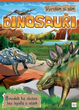 Vyrobím si sám - Dinosauři cena od 67 Kč