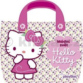 Sanrio: Hello Kitty - Módní svět - taštička cena od 129 Kč