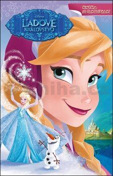 Walt Disney: Ľadové kráľovstvo - kniha so samolepkami cena od 92 Kč