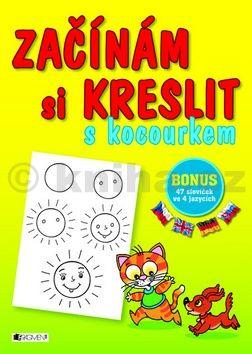 Antonín Šplíchal: Začínám si kreslit – s kocourkem cena od 80 Kč