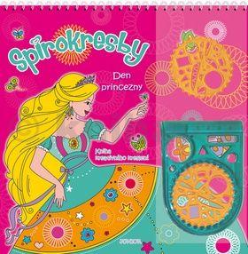 Spirokresby Den princezny cena od 41 Kč