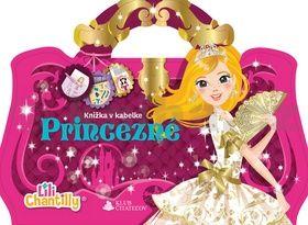 Princezné - Knižka v kabelke cena od 117 Kč