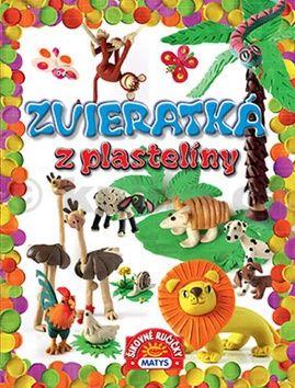 Zvieratká z plastelíny cena od 148 Kč