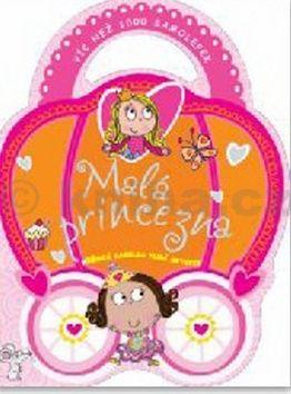Malá princezna růžová kabelka plná aktivit cena od 0 Kč