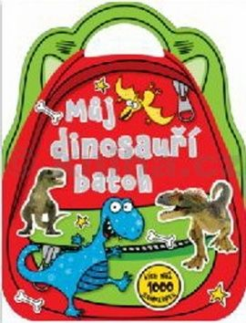 Můj dinosauří batoh cena od 58 Kč