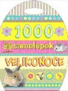 1000 samolepek Velikonoce cena od 94 Kč