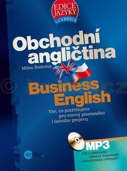 Milan Šudoma: Obchodní angličtina + mp3 cena od 284 Kč