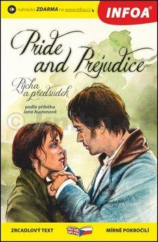 Jane Austen: Pýcha a předsudek / Pride and Prejudice - Zrcadlová četba cena od 123 Kč