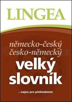 německo-český česko-německý velký slovník cena od 968 Kč