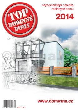 TOP Rodinné domy 2014 cena od 66 Kč