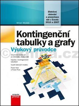 Milan Myšák: Kontingenční tabulky a grafy cena od 223 Kč