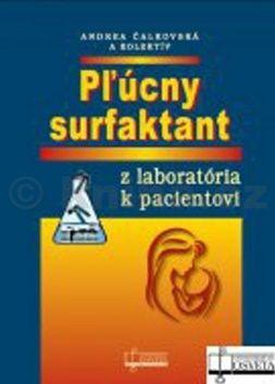Andrea Čalkovská: Pľúcny surfaktant cena od 500 Kč