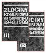 Zločiny komunizmu na Slovensku 1948:1989 (1) (2) cena od 645 Kč