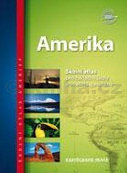 Amerika Školní atlas cena od 69 Kč