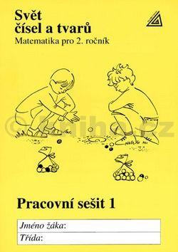 Hošpesová A., Divíšek J., Kuřina F.: Svět čísel a tvarů Matematika pro 2.roč. ZŠ PS 2 cena od 50 Kč