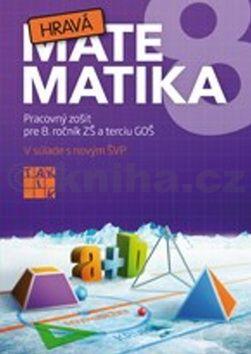 Hravá matematika 8 cena od 121 Kč