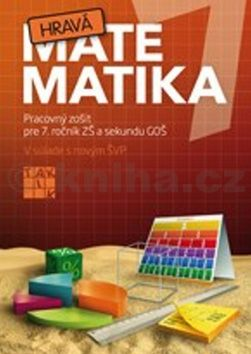 Hravá matematika 7 cena od 124 Kč