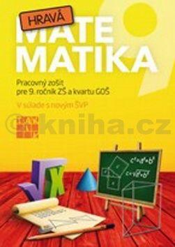 Hravá matematika 9 cena od 125 Kč