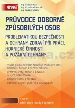 Miroslava Kopecká: Průvodce odborně způsobilých osob