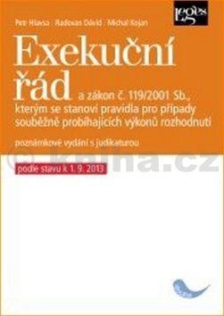 Petr Hlavsa, Radovan Dávid, Michal Kojan: Exekuční řád cena od 322 Kč