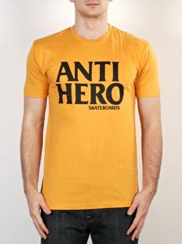 ANTIHERO BLACKHERO MUST triko